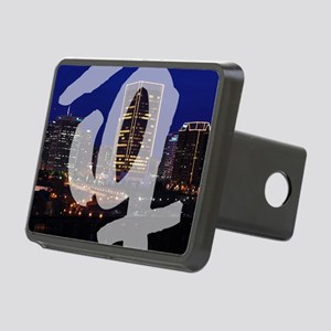 IQ Skyline Rectangular Hitch Cover